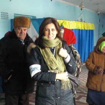 Prof. Dr. Esra Hatipoğlu ile AGİT Seçim Gözlemciliği