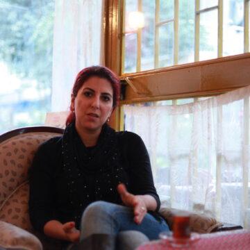 Yelda Yanat Bağcı ile Bulgaristan Benim Yurdum Belgeseli üzerine