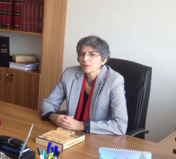 Doç. Dr. Meşkure Yılmaz  ile Dış Türkler